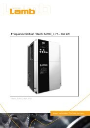 Betriebsanleitung HITACHI - Serie SJ700 07/11 PDF, 2.7