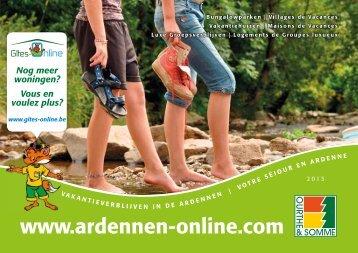 HERE - Ardennen Online
