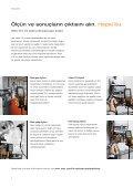 Profesyoneller için baca gazı analiz cihazları. - TestoSites - Page 4
