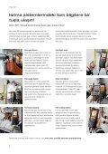 Profesyoneller için baca gazı analiz cihazları. - TestoSites - Page 6