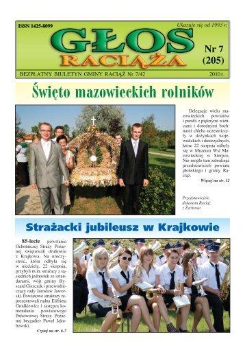 gazetta raciaz nr 205 - 3