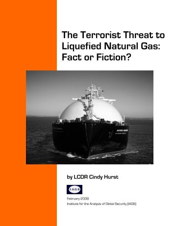 The Terrorist Threat to Liquefied Natural Gas - Institute for the ...