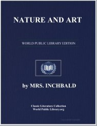 NATURE AND ART - World eBook Library
