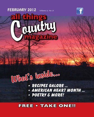 February 2012 - All Things Country Inc