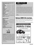 National Capital Chapter BMW Car Club of America January ... - Page 4
