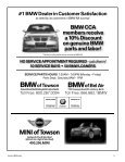 National Capital Chapter BMW Car Club of America January ... - Page 5