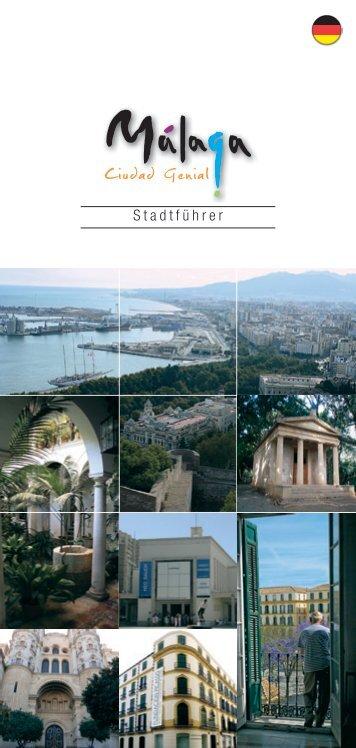 Stadtführer - Málaga Turismo