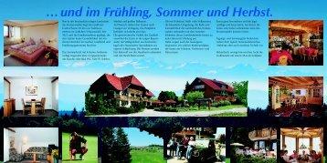 Hausprospekt - Hotel Landgasthof Kranz in Segeten