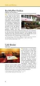 Gastronomieführer - in Tübingen - Seite 6