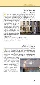 Gastronomieführer - in Tübingen - Seite 7
