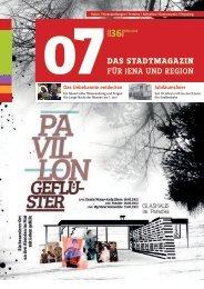 Ausgabe 36 - 07 Das Stadtmagazin . BLOG