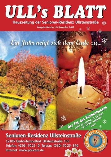 Ausgabe Oktober 2012 - Poli.care