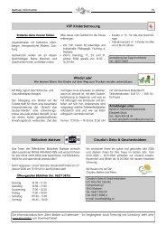 Bürgerinformation Nr. 12/S. 15 - 28 (0 bytes - Mattsee