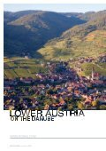 WHERE INSPIRATION FLOWS - Download brochures from Austria - Page 6