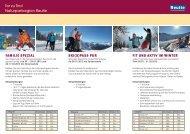 Naturparkregion Reutte Tor zu Tirol FAMILIE SPEZIAL SKI(S)PASS ...