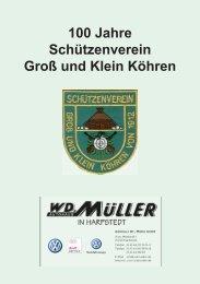 Die Festzeitschrift in Farbe als .pdf Datei - SV Koehren