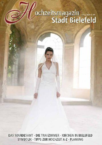Bielefelds - Hochzeitsmagazin Bielefeld