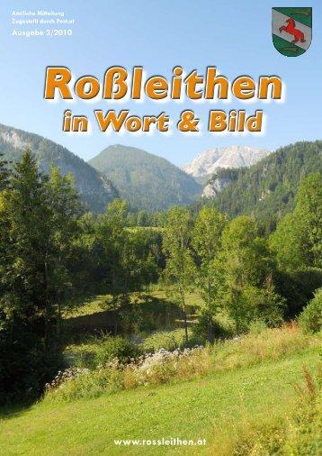 (3,72 MB) - .PDF - Gemeinde Roßleithen