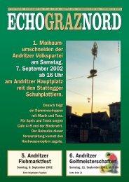 113. September - bei der ÖVP Andritz
