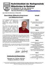 Oktober 2003 - Mitterkirchen im Machland