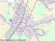 Atlas / MapServer - KVV - Karlsruher Verkehrsverbund