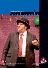 Ausgabe 01 / 2013 - Amateurtheater-Oberösterreich