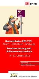 Flyer Din Lang_SEV RTIT-RSEE_08.-17.10.2012 - SBB