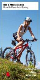 Rad & Mountainbike Road & Mountain Biking - Klostertal