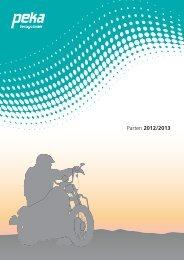 Parten 2012/2013 - peka Verlags-GmbH