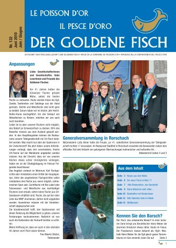 Nr. 132 - Tafelgesellschaft zum Goldenen Fisch
