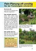 Teiche - Naturagart - Seite 5