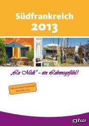 Südfrankreich - Grimm Touristik