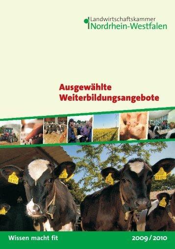 TOP-Seminar - Landwirtschaftskammer Nordrhein-Westfalen