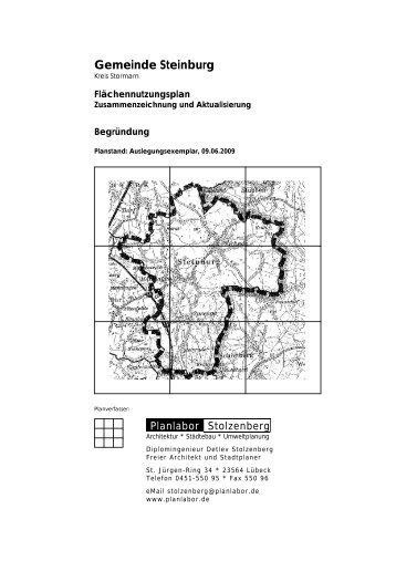 PDF: Begrndung - Planlabor Stolzenberg