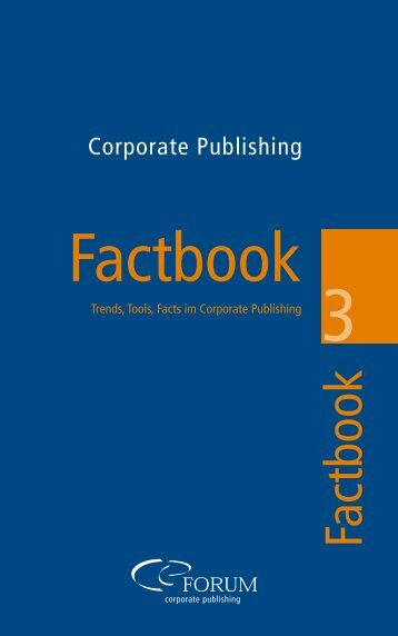 Corporate Publishing 2006 - Stier Communications AG