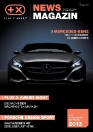 Pxa News Magazin 2012 - Plus X Award
