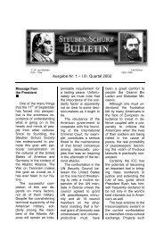 Ausgabe Nr. 1 – I./II. Quartal 2002