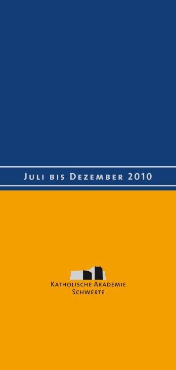 Programm 2/2010 (PDF)