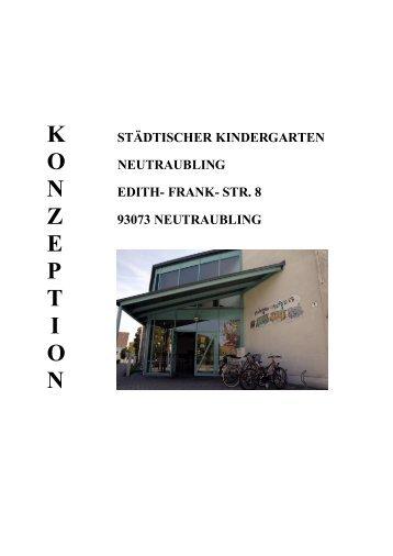 K  O N  Z  E P T I O N - Landkreis Regensburg