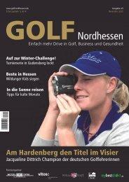 Dezember 2012 - Golf Nordhessen