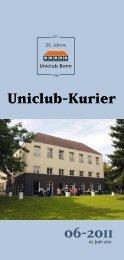 Dienstag | 12.07.2011 - Universitätsclub Bonn
