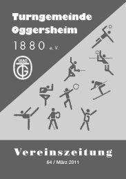 TGO Umbruch 3/06 - TG Oggersheim