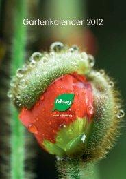 Maag Gartenkalender 2012 (3.51 MB) - Bürgi.ch AG