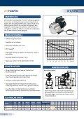 Qualitätspumpen für jeden Bedarf rund um Haus und Garten - Page 6