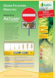 Aktuan® - Stähler GmbH & Co. KG