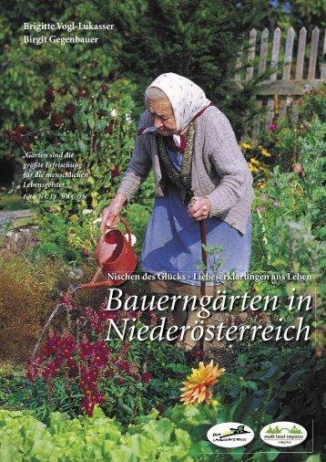 Bauerngärten in Niederösterreich - Institut für ökologischen ...