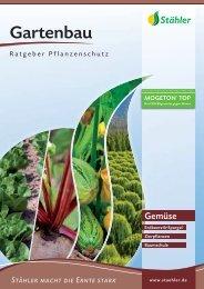 Ratgeber Gartenbau 2012 - Stähler GmbH & Co. KG