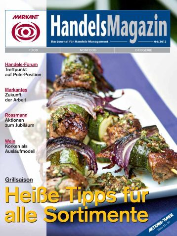 Issue 4/2012 (2,6 MB) - Markant Handels und Service GmbH