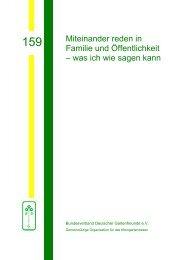 159 - Bundesverband Deutscher Gartenfreunde e. V.
