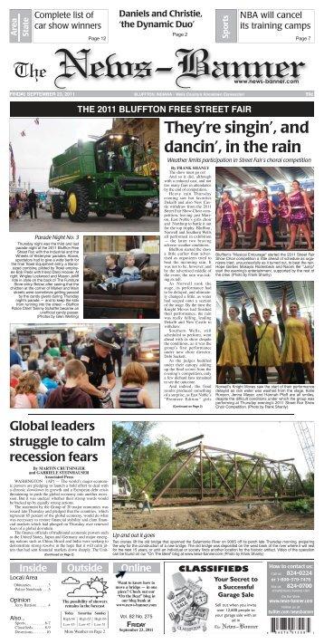 LIVE UNITED? - Bluffton News Banner